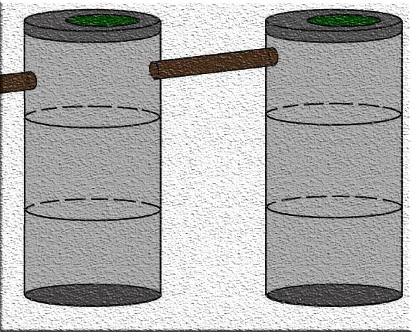 Почему выбирают септик из колец