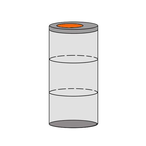 однокамерный септик 3 кольца