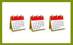 иконка календарь 3