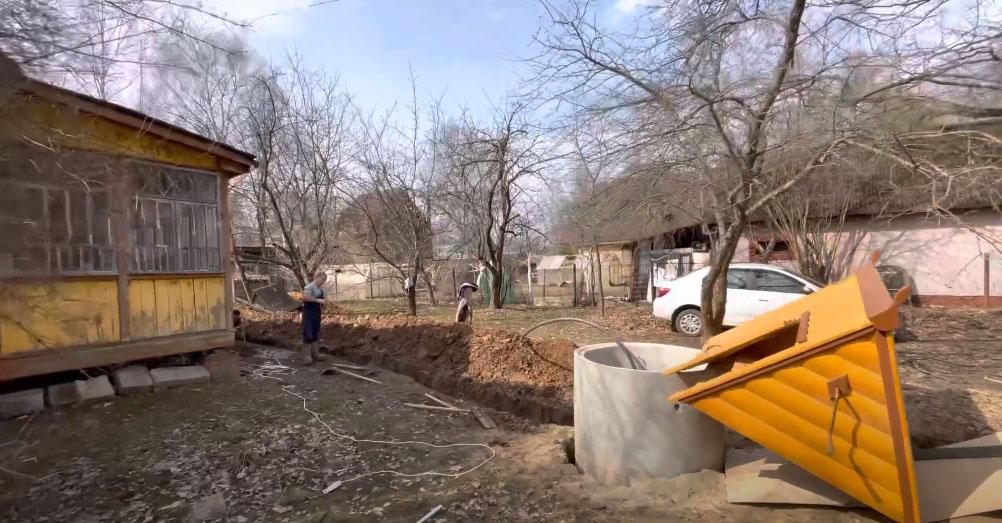 Установка водоснабжения в частном доме - Пушкинский район