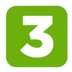 Иконка цифра 3