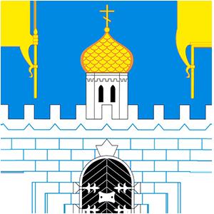 флаг сергиево-посадский район